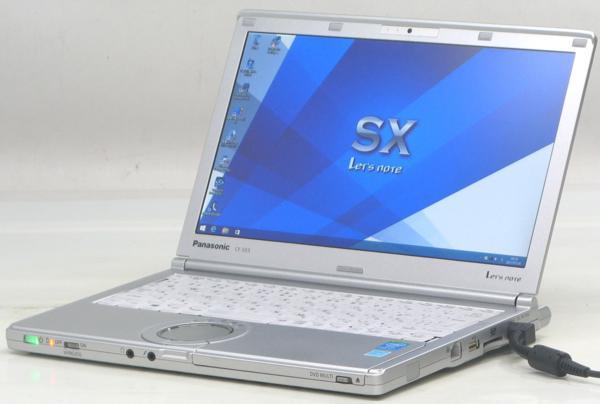 Panasonic CF-SX3EDHCS(パナソニック レッツノート Let'sNote Windows8 Corei5 グラボ ビデオカード)【中古】【中古パソコン/中古PC】