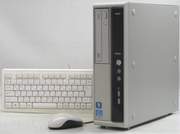 中古デスクトップパソコン NEC PC-MK33LLZCUFJE(NEC Windows7 Corei3)【中古】【中古パソコン/中古PC】