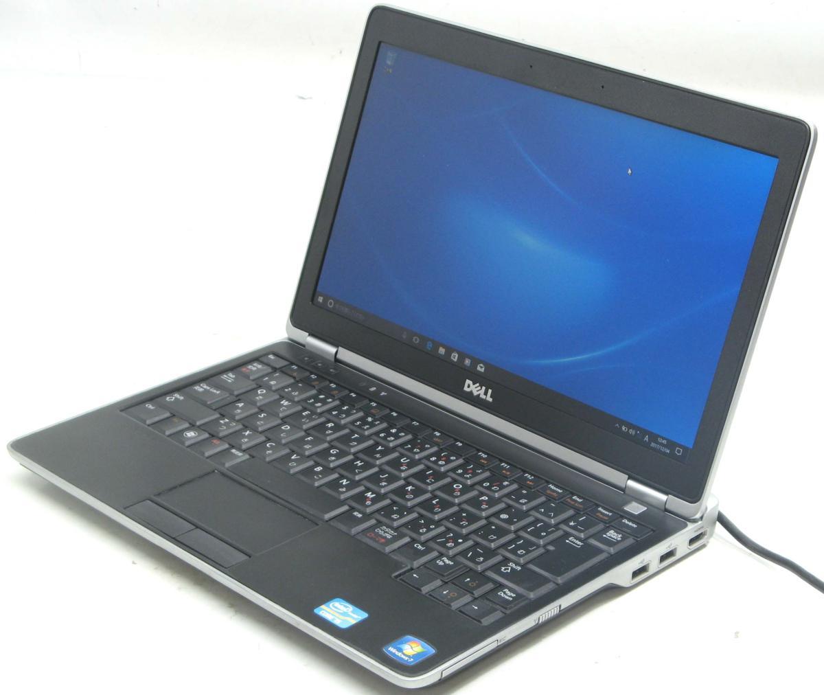 DELL Latitude E6220-2500HD(デル Windows10 Corei5 HDMI出力端子)【中古】【中古パソコン/中古PC】