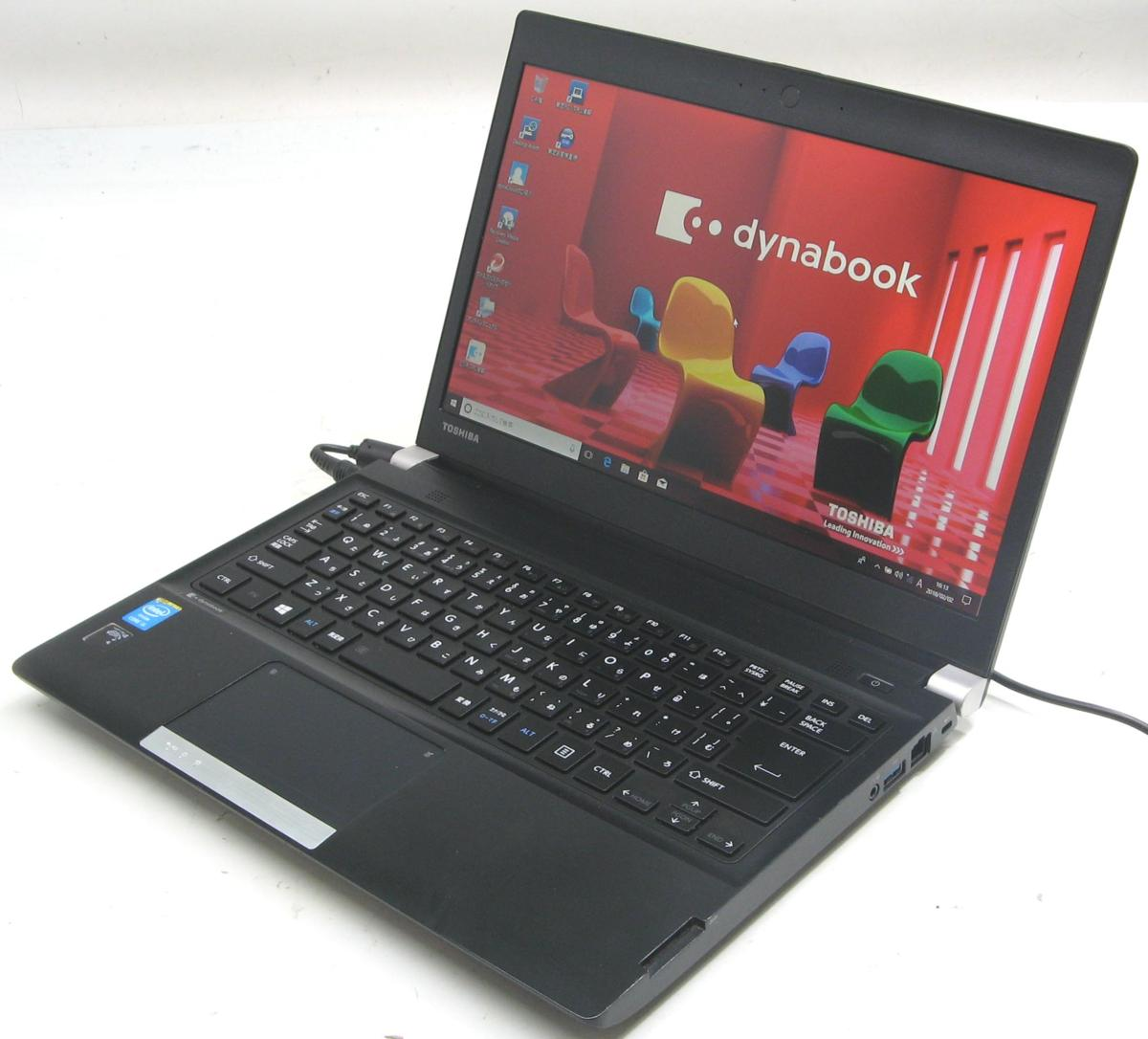 中古ノートパソコン 東芝 dynabook R734/K PR734KAA137AD71(東芝 Windows10 Corei5 HDMI出力端子)【中古】【中古パソコン/中古PC】