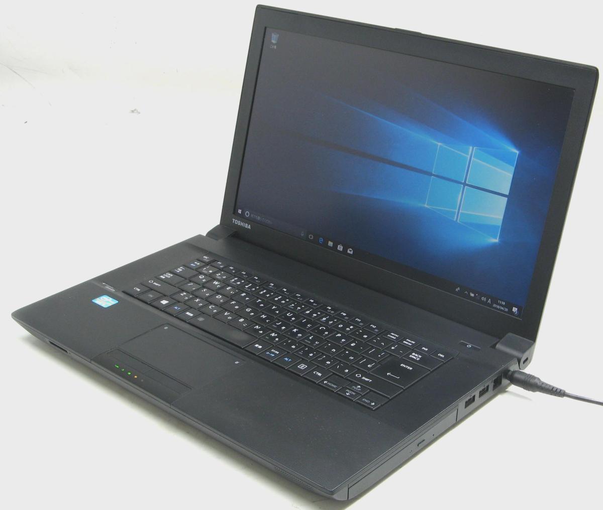 中古ノートパソコン 東芝 Satellite B553/J PB553JEA1R7AA71(東芝 Windows10 Corei5 DVDスーパーマルチドライブ)【中古】【中古パソコン/中古PC】