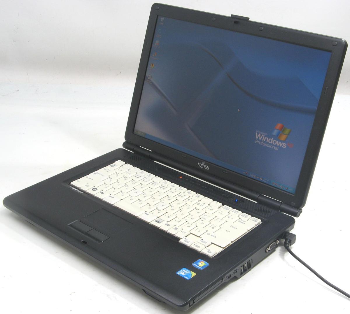中古ノートパソコン 富士通 FMV-A8295 FMVNA1C3G(富士通 WindowsXP)【中古】【中古パソコン/中古PC】