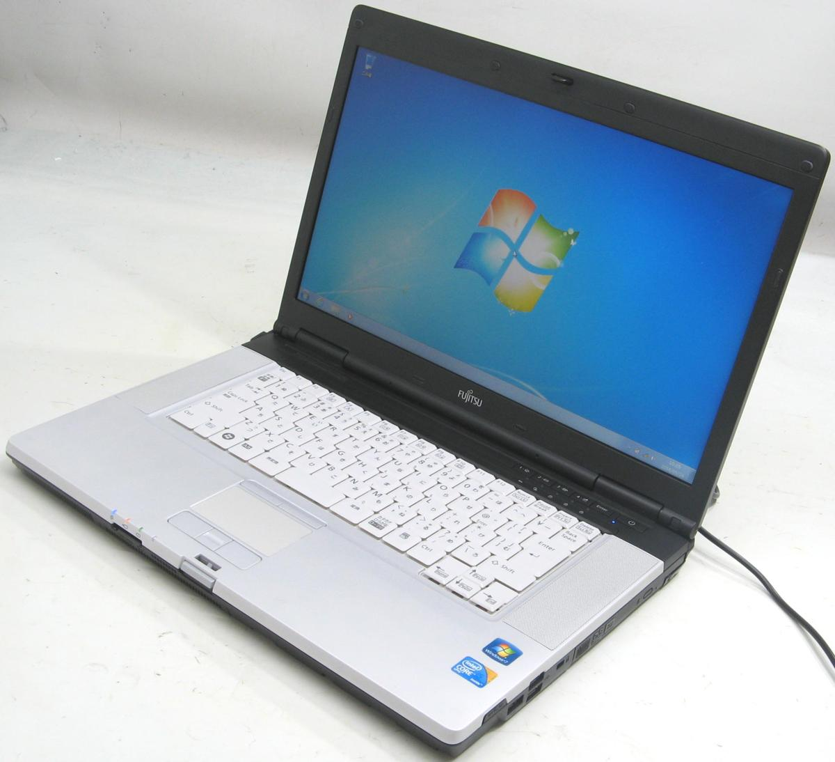 中古ノートパソコン 富士通 Lifebook E780/A FMVNE2TE(富士通 Windows10 Corei5 DVDスーパーマルチドライブ グラボ ビデオカード)【中古】【中古パソコン/中古PC】