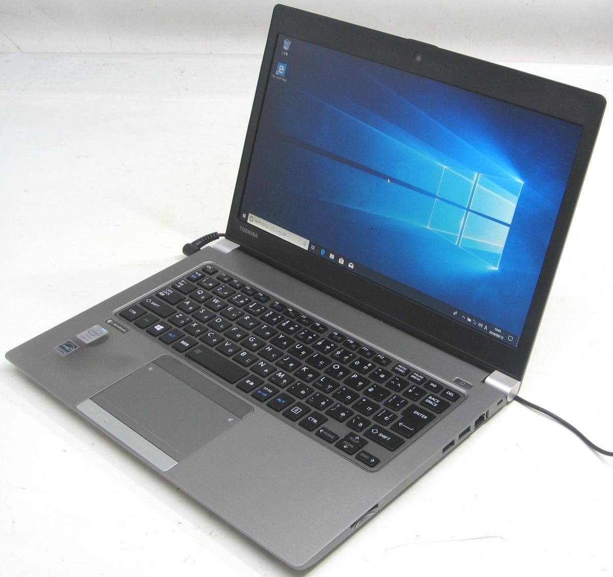 中古ノートパソコン 東芝 dynabook R634/L PR634LAA647AD71(東芝 Windows10 Corei5 SSD搭載 HDMI出力端子)【中古】【中古パソコン/中古PC】