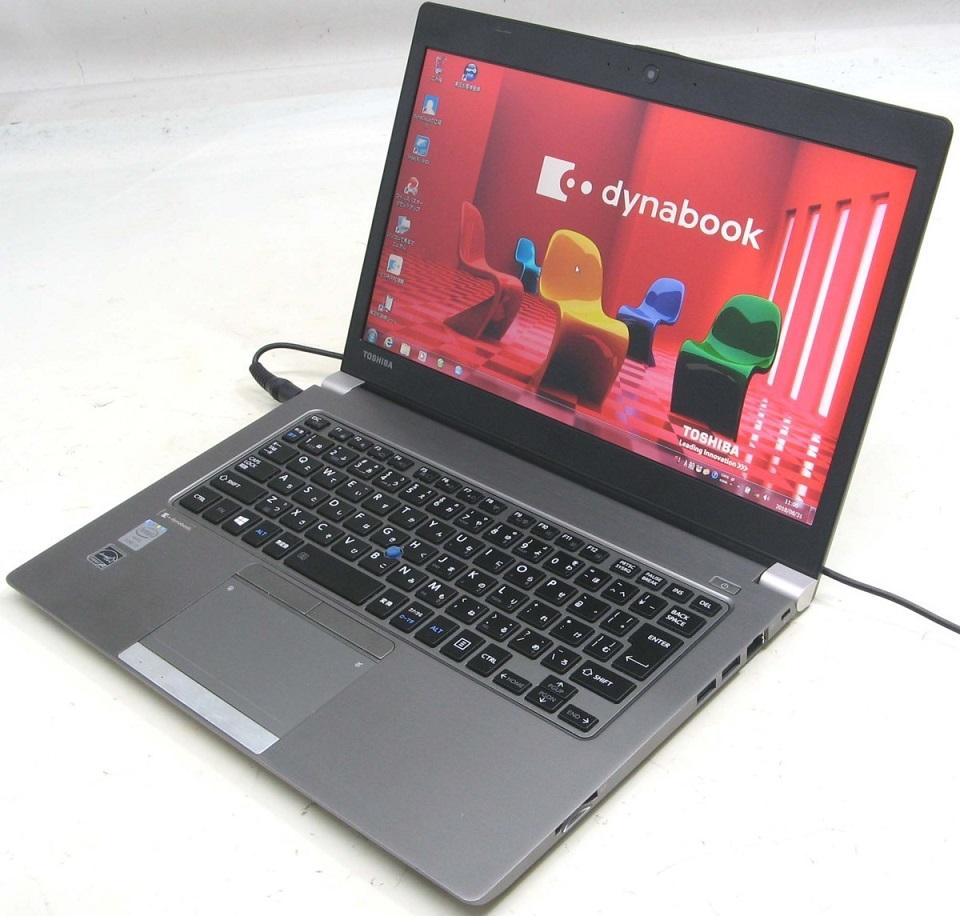 中古ノートパソコン 東芝 dynabook R634/M PR634MFWD47AD71(東芝 Windows7 Corei7 SSD搭載 HDMI出力端子)【中古】【中古パソコン/中古PC】