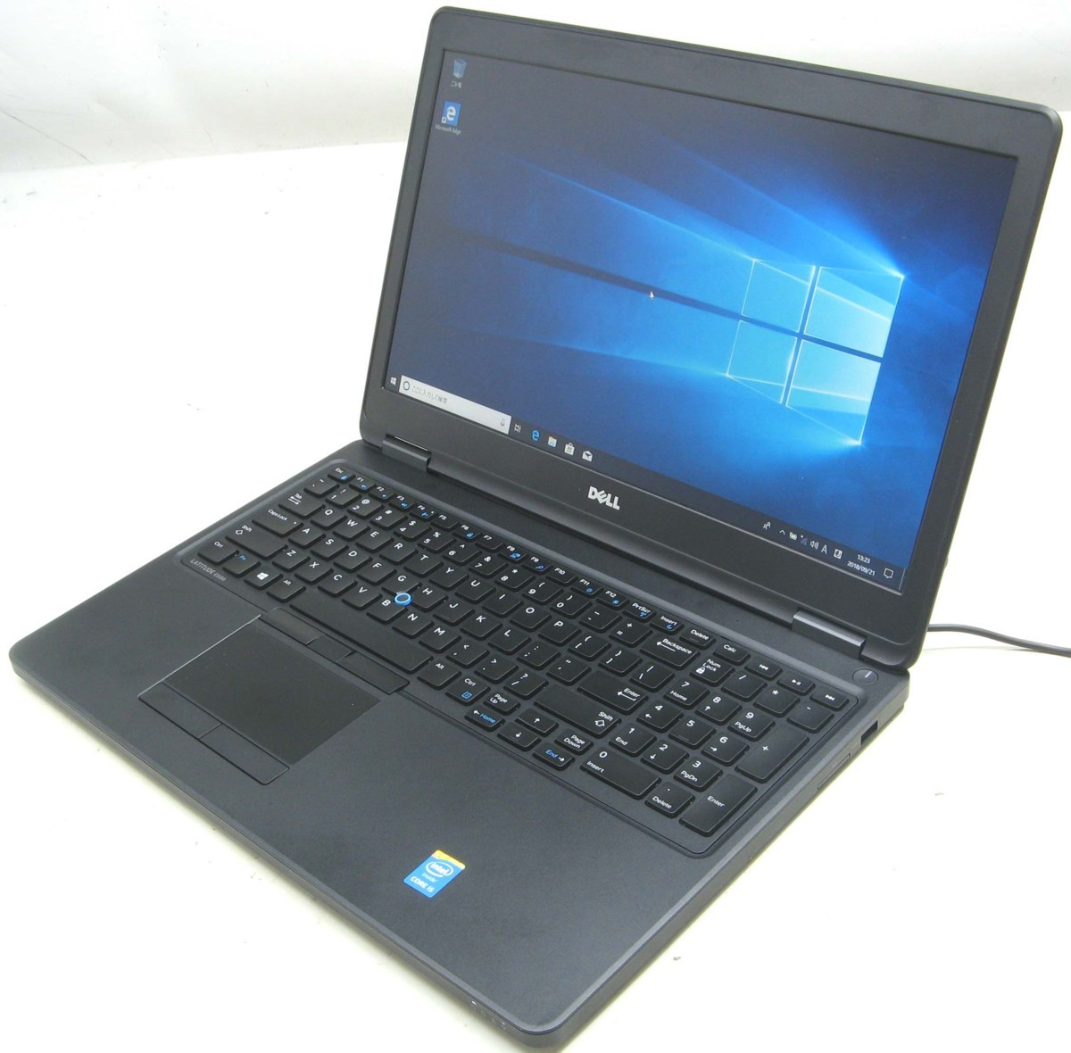 中古ノートパソコン DELL Latitude E5550-2300HD(デル Windows10 Corei5 HDMI出力端子)【中古】【中古パソコン/中古PC】