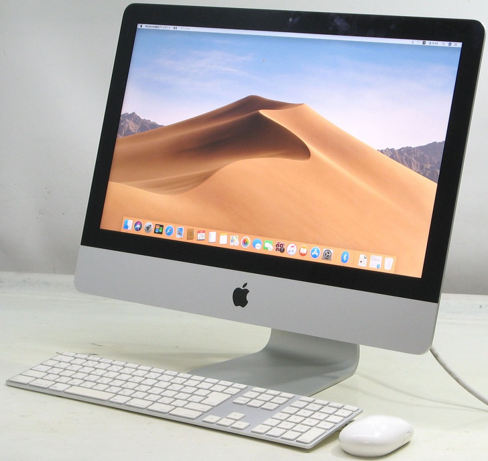 Apple iMac MD093J/A(アップル マック マッキントッシュ Corei5 メモリ8GB HDD1TB グラボ ビデオカード GeForce Mac OS 10.14)【中古】中古MAC