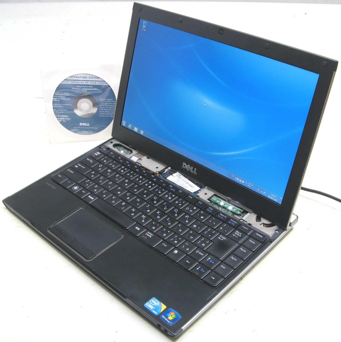 中古ノートパソコン DELL Vostro V130-1330HD(デル Windows7 Corei5 13.3インチ HDMI出力端子)【中古】【中古パソコン/中古PC】