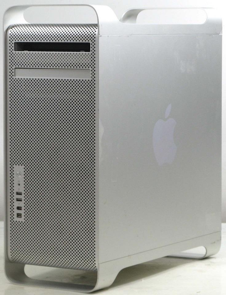 Apple MacPro(Early2008) A1186 BTOモデル(アップル マック マッキントッシュ HDD1TB メモリ4GB グラフィックボード GeForce Mac OS 10.7.5)【中古】中古MAC