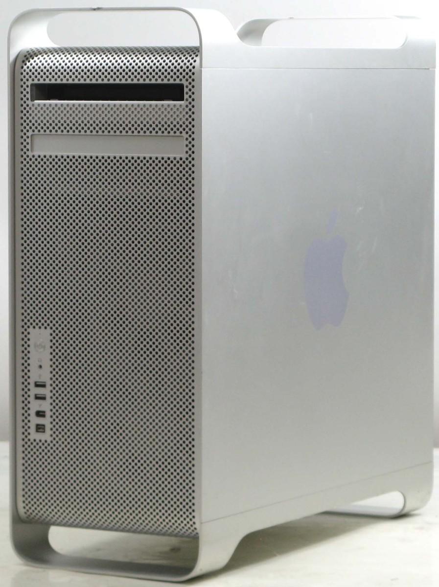 Apple MacPro MA970J/A(アップル マック マッキントッシュ HDD500GB メモリ2GB グラフィックボード Mac OS 10.8.5)【中古】中古MAC