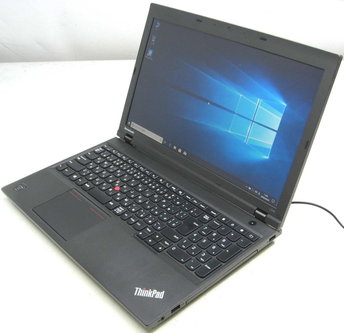 中古ノートパソコン Lenovo ThinkPad 中古PC L540 ThinkPad 20AUS05A00 レノボ IBM HDD500GB Windows10 Corei5 メモリ4GB HDD500GB 15.6インチ 無線 Bluetooth DVDスーパーマルチ 中古パソコン 中古PC, 色麻町:0928145a --- acessoverde.com