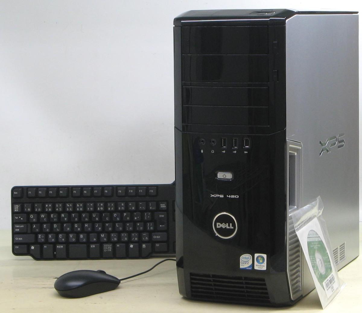 デスクトップPC デル DELL XPS 420-E6750MT WindowsXP Pro 中古 デスクトップ パソコン 【中古】