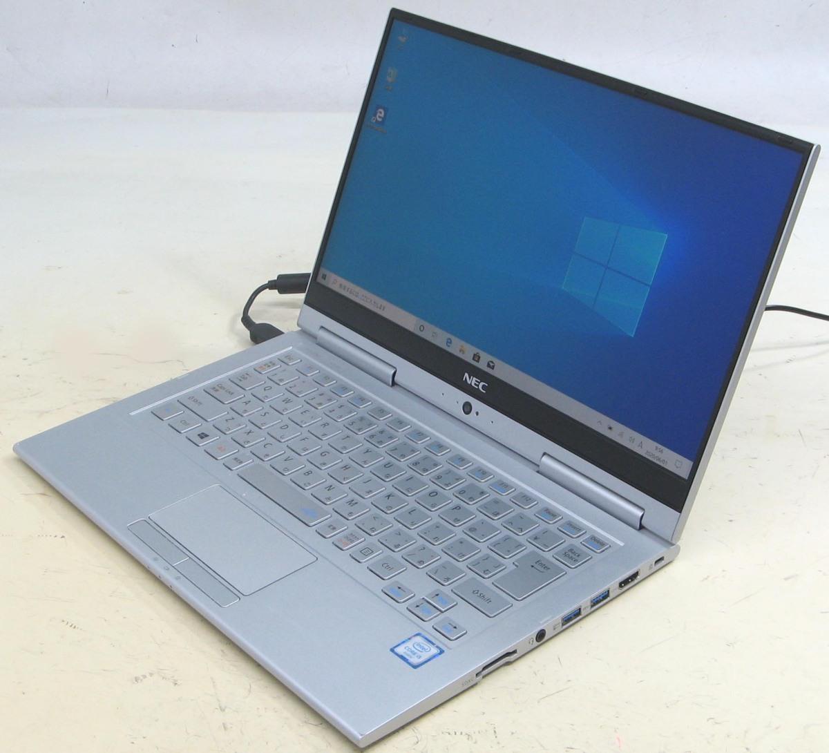 NEC VersaPro PC-VK23TGVDU ノートパソコン webカメラ i5 第6世代 メモリ4G SSD256GB 高解像度 HDMI Windows 10 ノートパソコン【中古パソコン】【中古】