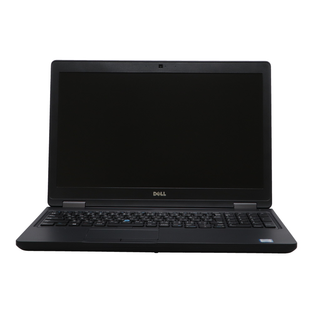 Latitude 5580(Win10x64) DELL Core i7-2.9GHz(7820H)/16G/512G/15.6/GeForce/マウス 2017年頃購入 [美品] [中古]