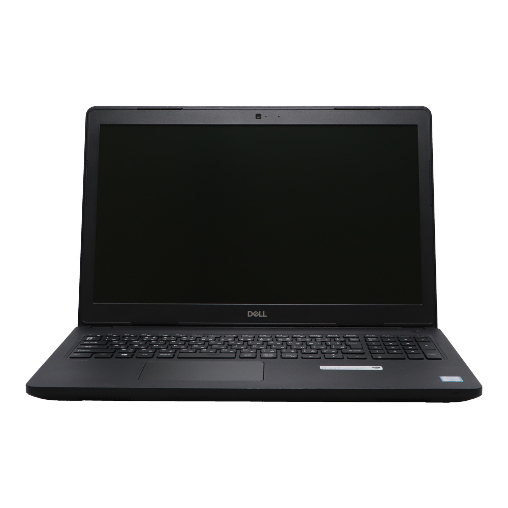 [A4ノート]Latitude 3580(Win10x64) DELL Core i5-2.3GHz(6200U)/8GBメモリ/500G/15.6/マウス 2018年頃購入 [バリュー品] [中古]