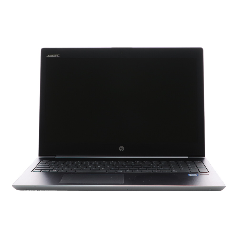 [A4ノート][期間限定][セール]ProBook 450 G5(4RJ89PA#ABJ/Win10) HP Core i5-2.5GHz(7200U)/8G/500G/15.6/指紋認証/Webカメラ 2019年頃購入 [バリュー品] [中古]