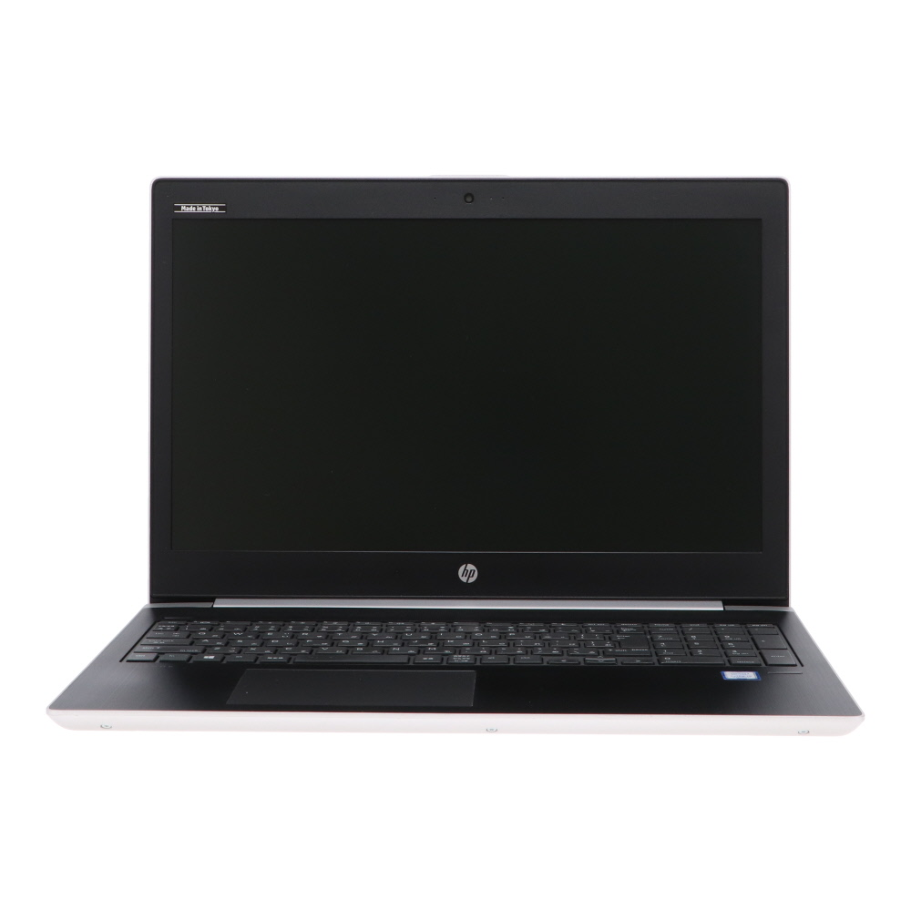 A4ノート ご予約品 ProBook 450 G5 4RJ89PA#ABJ:Win10 HP Core i5-2.5GHz 7200U 500GB 8GBメモリ Webカメラ 指紋認証 中古 15.6 Cランク 2019年頃購入 高級品