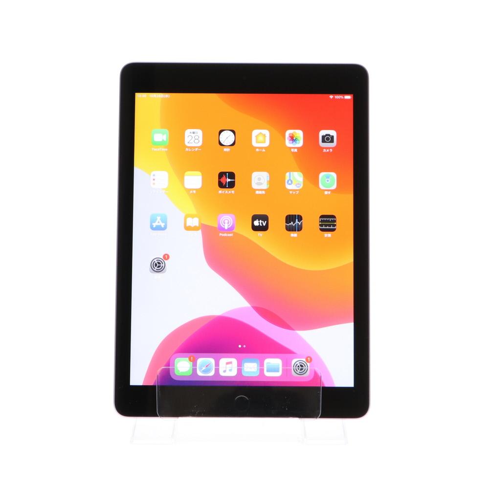 タブレット 期間限定 定番の人気シリーズPOINT(ポイント)入荷 セール iPad MP2F2J A 第5世代 Cランク グレイ 新品未使用 Wi-Fi 中古 2017年頃購入 32GB Apple