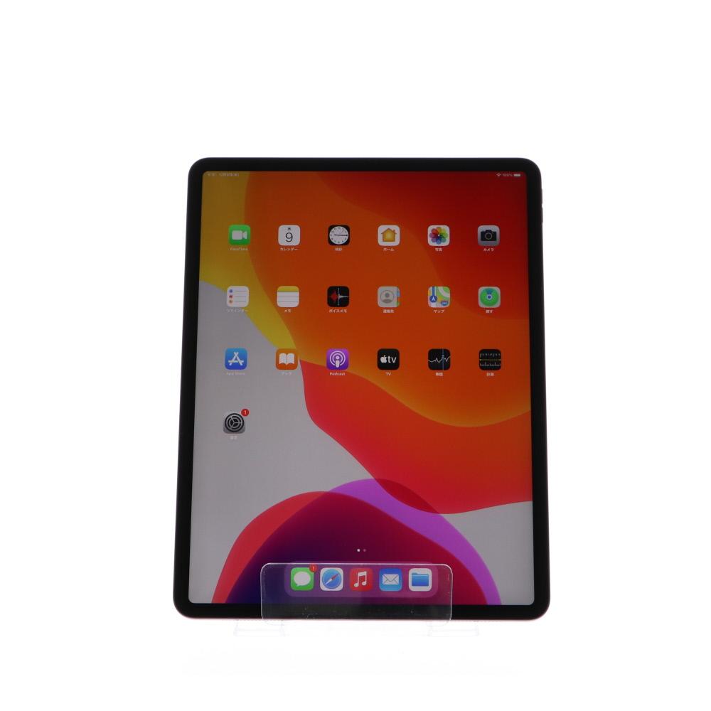 iPad Pro 12.9インチ(MTEL2J/A) Apple Wi-Fi 64GB グレイ 2019年頃購入 [Bランク] [中古]