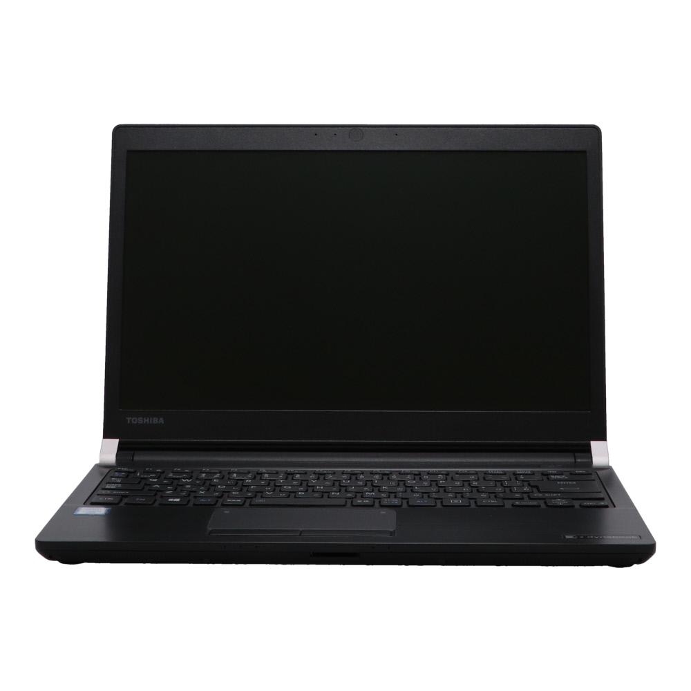[B5ノート]dynabook R73A(PR73ABAAC3CAD81/Win7 10DG) DYNABOOK Core i5-2.4GHz(6300U)/8G/500G/13.3 2016年頃購入 [Cランク] [中古]