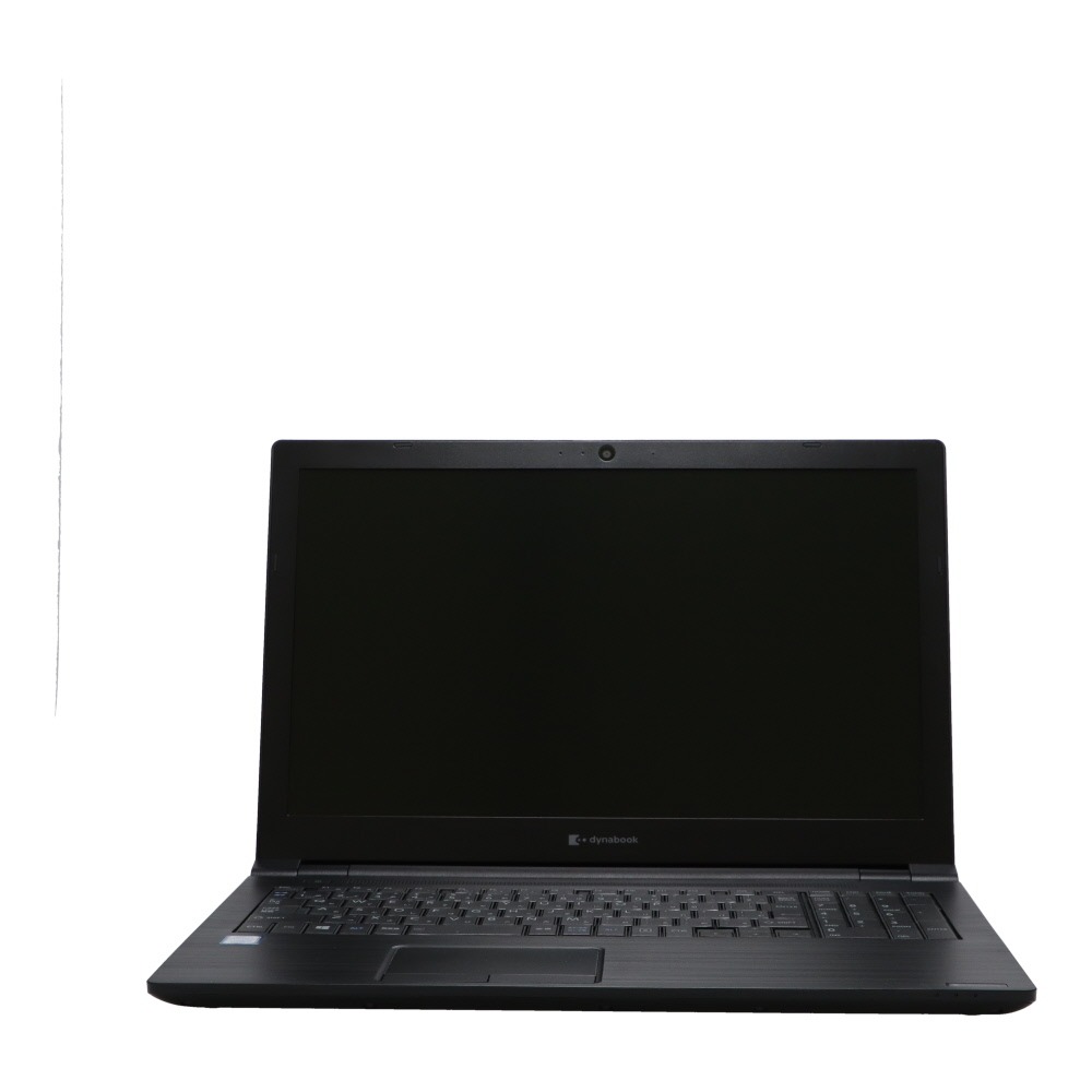A4ノート dynabook B65 EP A6BSEPL8BA21:Win10x64 DYNABOOK Core i5-1.6GHz 8265U DVDマルチ Webカメラ Wi-Fi6対応 500GB 8GBメモリ 海外 新登場 Bランク 中古 2020年頃購入 15.6