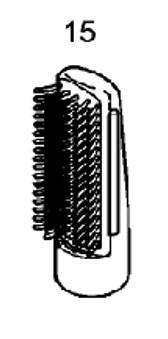 パナソニック ドライヤー ナノイーPanasonic 店 EH8422用 定形外郵便対応可能 Panasonic EH8422P 授与 EH8422P7617 パナソニック毛先キャッチブローブラシのみ EH8422W7617 EH8422W用くるくるドライヤーナノケア替毛先キャッチブローブラシ
