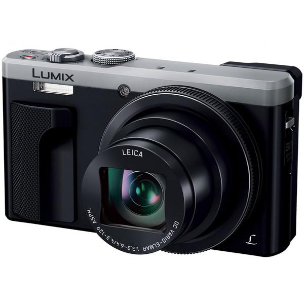 Panasonic 純正部品コード:DMC-TZ85-S ◆パナソニック ルミックス LUMIX DMC-TZ86-W [シルバー] デジタルカメラ◆◆ ■新品 純正