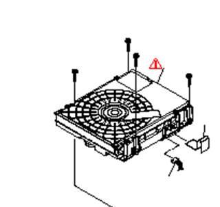Panasonic  パナソニック HDD DIGA BDドライブユニット VUAR1016