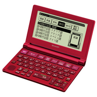 SHARP(シャープ) 部品コード:PW-NA1-R 電子辞書[コンパクトタイプ](音声対応/タイプライターキー配列)(レッド系)