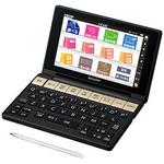 SHARP(シャープ) 部品コード:PW-SH3-B 【高校生】カラー電子辞書(音声対応/タイプライターキー配列) ブラック系
