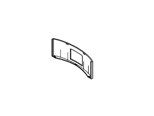 パナソニック 正規逆輸入品 Panasonic FFJ2180092 除湿機 除湿乾燥機 除湿乾燥機用 水容器カバー 定形外郵便対応可能 パナソニック除湿機 SALE タンクカバー部品コード:FFJ2180092