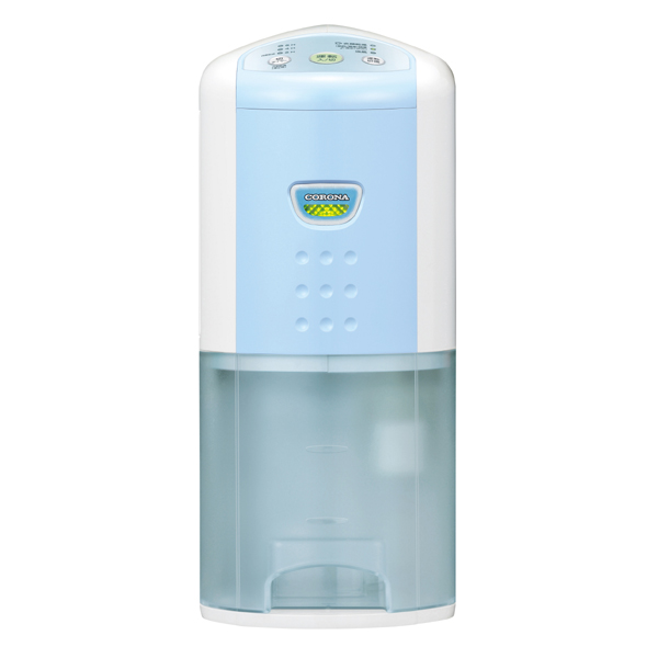 送料無料 ◆CORONA コロナ【CORONA】コンプレッサー式除湿機 除湿器 衣類乾燥除湿器 BD-636-AS スカイブルー