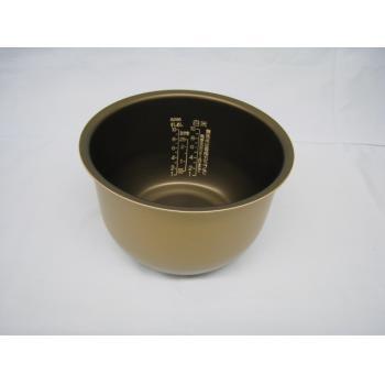 【最大購入数3点まで】象印 (ZOJIRUSHI) 炊飯ジャー なべ 内がま 炊飯器部品部品コード:B296-6B 純正部品 消耗品