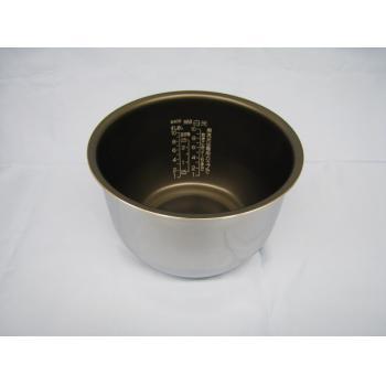 【最大購入数3点まで】象印 (ZOJIRUSHI) 炊飯ジャー なべ 内がま 炊飯器部品 部品コード:B305-6B 純正部品 消耗品