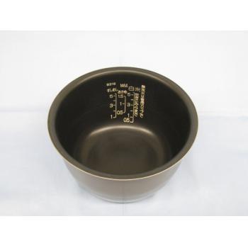 【最大購入数3点まで】象印 (ZOJIRUSHI) 炊飯ジャー なべ 内がま 炊飯器部品 部品コード:B316-6B 純正部品 消耗品