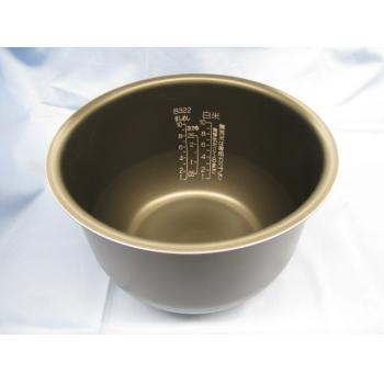 【最大購入数3点まで】象印 (ZOJIRUSHI) 炊飯ジャー なべ 内がま 炊飯器部品 部品コード:B322-6B 純正部品 消耗品