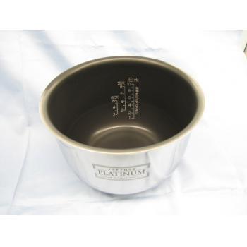 【最大購入数3点まで】象印 (ZOJIRUSHI) 炊飯ジャー なべ 内がま 炊飯器部品 部品コード:B325-6B 純正部品 消耗品