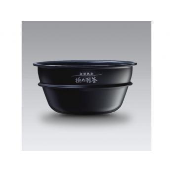 【最大購入数3点まで】象印 (ZOJIRUSHI) 圧力IH炊飯ジャー なべ 内がま 炊飯器部品 部品コード:B376-6B 純正部品 消耗品