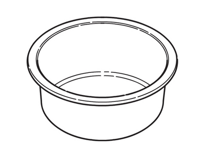 Panasonic(パナソニック)炊飯器 内釜部品コード:ARE50-B64 交換部品