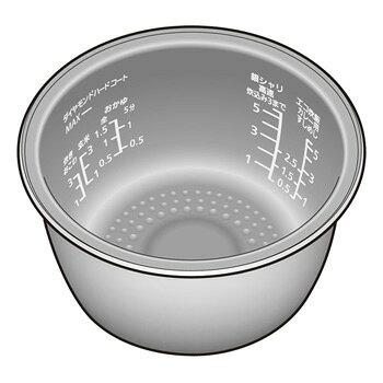 Panasonic部品コード:ARE50-H03 パナソニック 炊飯ジャー 内釜