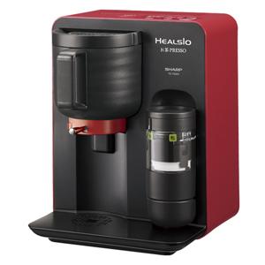 送料無料 シャープSHARP ヘルシオ お茶プレッソ お茶メーカー TE-TS56V-G TE-TS56V-R HEALSIO ランキング グリーン系 レッド系