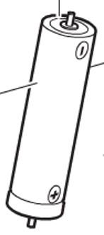 【小型宅配便(定形外郵便)対応可能】ナショナル・パナソニック ラムダッシュ ES-RT46 ES-RT36用の蓄電池★【Panasonic National】部品コード:ESRT46L2507