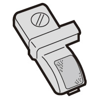 SHARP シャープ 2171103043 注文後の変更キャンセル返品 掃除機 ブラシカバー ブラシカバーA部品コード:2171103043 定形外郵便対応可能 シャープ掃除機用 宅コ 期間限定お試し価格