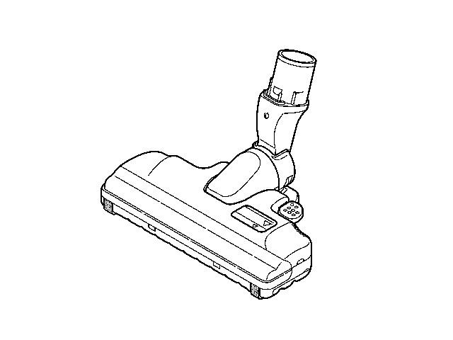 Panasonic(パナソニック) 純正部品コード:AMV85P-9Q0H ◆床用ノズル◆◆掃除機用部品 ■新品 純正部品 掃除機用ノズル