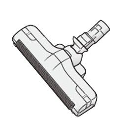 ◆TOSHIBA 純正◆◆◆TOSHIBA (東芝) 掃除機 ☆クリーナー用床ブラシ 4145H630 交換部品 交換用ノズル