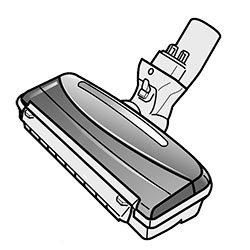 本物保証!  【完売】TOSHIBA 東芝 掃除機 クリーナー用床ブラシ 4145H346 交換部品 交換用ノズル, Luminous stick 0956c4ec