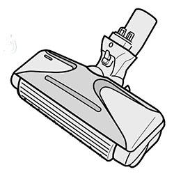 新品同様 【完売】TOSHIBA 東芝 掃除機 クリーナー用床ブラシ 4145H379 交換部品 交換用ノズル, イースクエア 0137f87d