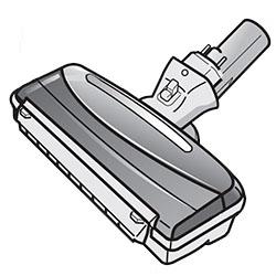 ◆TOSHIBA 純正◆◆◆TOSHIBA (東芝) 掃除機 ☆クリーナー用床ブラシ 交換部品 交換用ノズル 4145H455
