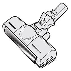 ◆TOSHIBA 純正◆◆◆TOSHIBA (東芝) 掃除機 ☆クリーナー用床ブラシ 4145H466 交換部品 交換用ノズル