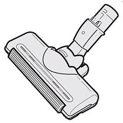 ◆TOSHIBA 純正◆◆◆TOSHIBA (東芝) 掃除機 ☆クリーナー用床ブラシ 4145H470 交換部品 交換用ノズル
